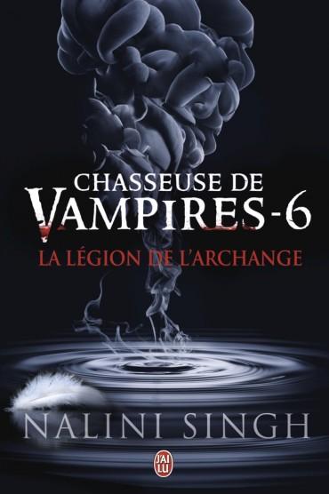 Chasseuse de vampires ( série) - Nalini Singh - Page 5 La-Legion-de-l-Archange-9782290090084-31