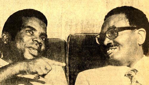 Galinskiy - Comandante Marien Ngouabi, presidente de la República Popular del Congo 224880533