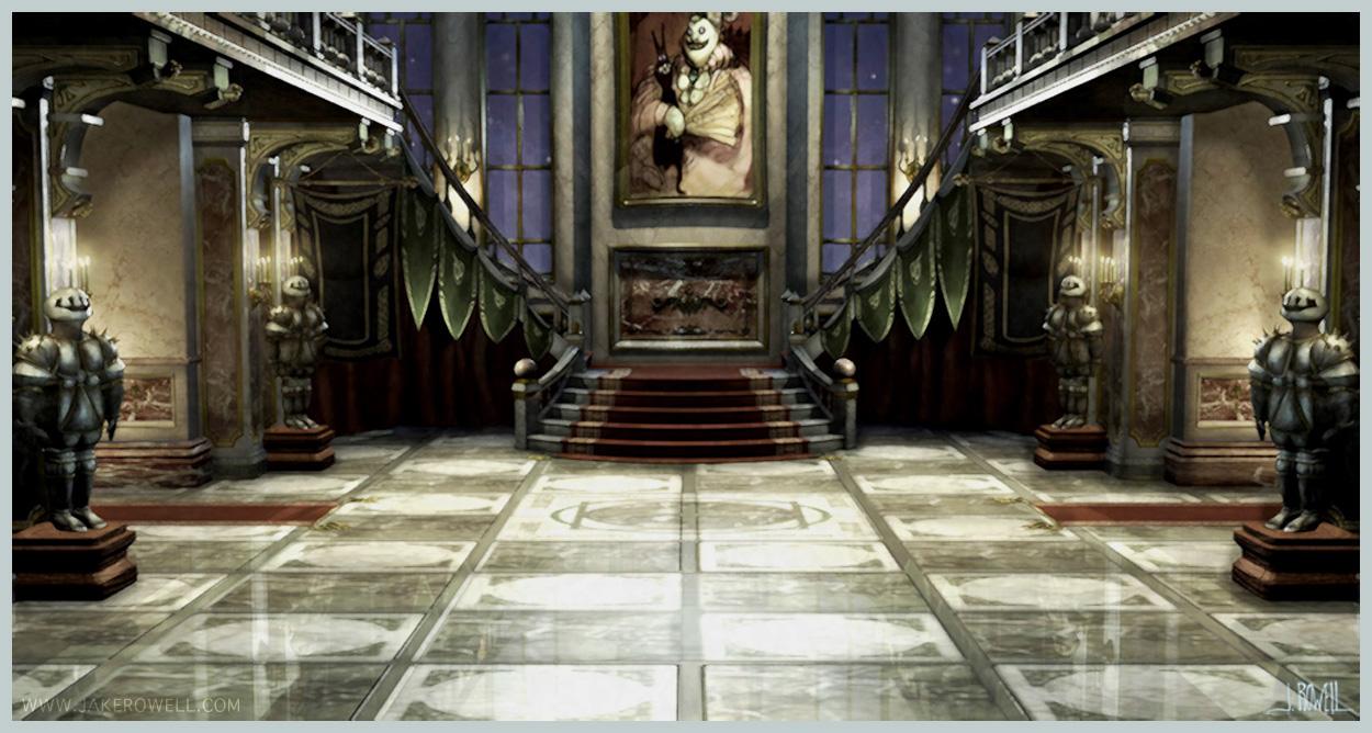Escape from Gemworld [Red Robin] Final_fantasy_IX_jakerowell_design_castle9