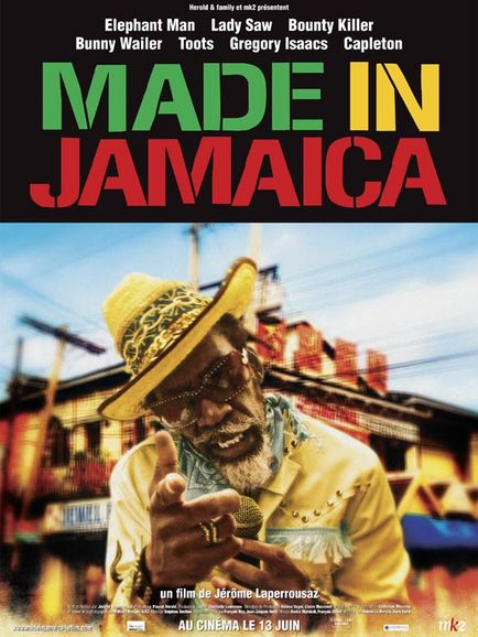 Le reggae Made-in-jamaica