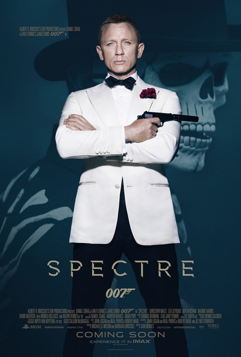 What I've Just Watched Part 4: There And Back Again - Page 15 150902-daniel-craig-spectre-poster-2