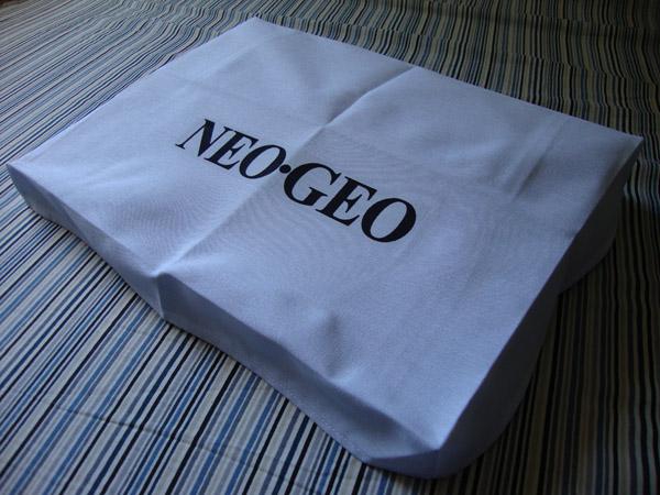 Neo geo cd pro mod sitck Aes-dustcover