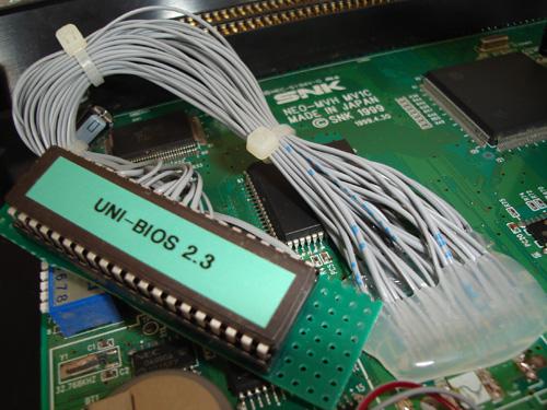 Avis sur adaptateur MVS - AES - Page 2 Socket-MV1C