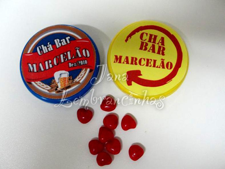 convite chá bar!!! Cha-bar