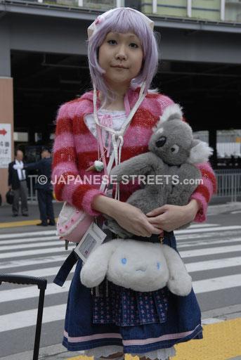 Moda u Japanu 90427-4691