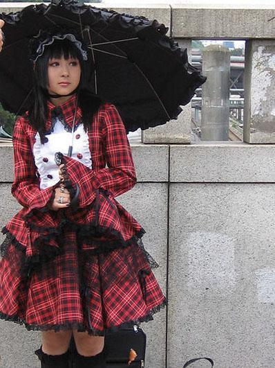 Lolita fashion Gothic-lolita