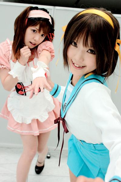 cosplay ทุกเรื่อง Haru-1324s1