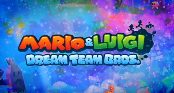 Videojuego >> Mario & Luigi: Dream Team Bros (3DS) DreamTeamBros1