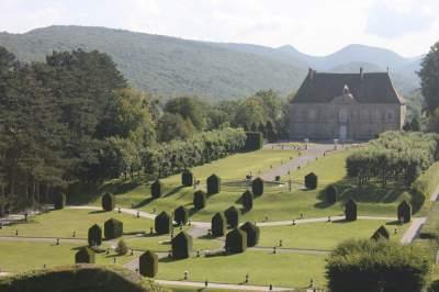 Inspiration, les jardins a la Francaise 25chateaudevaire-le-grand_14416