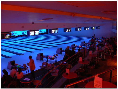 le merveilleux bowling Bowling-vue