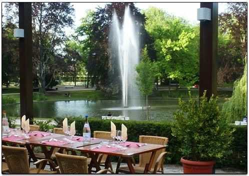 restaurant exterieur Terrasse-boisson