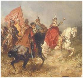 Jeux sur la  Guerre de 30 ans  1618 - 1621 1621-Chodkiewicz%20at%20chocim