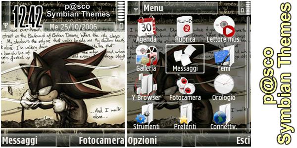 Nokia N95 Temaları AndIWalkAloneByP%40sco
