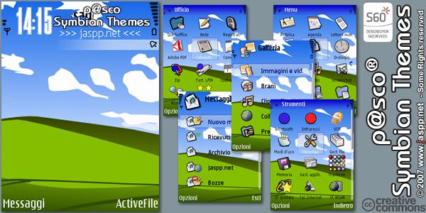 Nokia N95 Temaları BlissReloadedByP%40sco