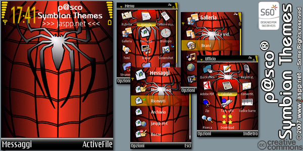 Nokia N95 Temaları SpideyByP%40sco