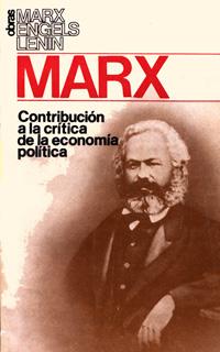 Contribución a la crítica de la economía política Marx03p