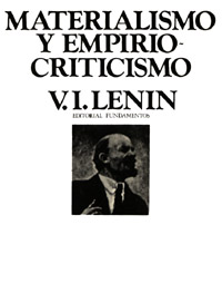 Lenin - Materialismo y empirio-criticismo (1909) Materialismo