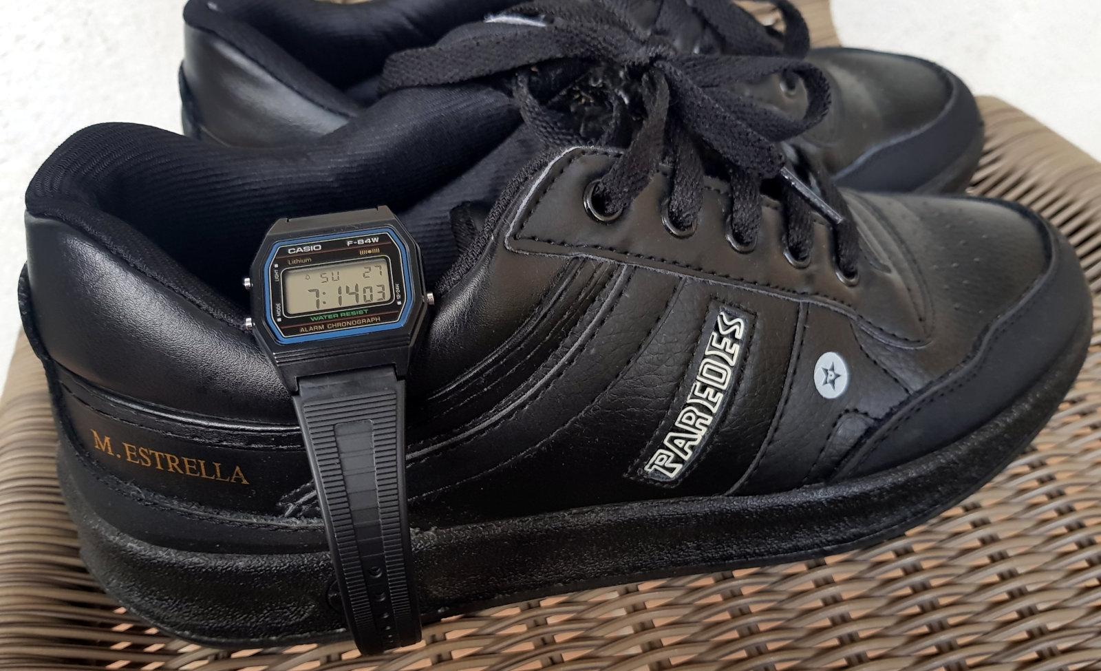 Relojes y calzado Paredes_casio