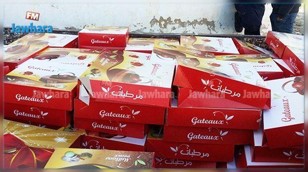 Monastir : 4 décisions de fermeture de points de vente de pâtisseries Monastir-4-decisions-de-fermeture-de-points-de-vente-de-patisseries