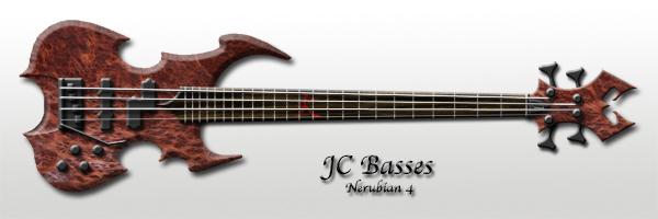 Baixos Modelo - JC Basses Blackwidow21