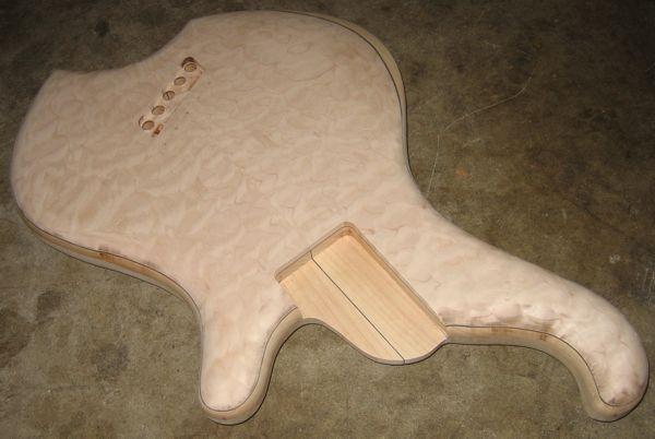 Luthiers amadores pelo mundo Sethhoran16