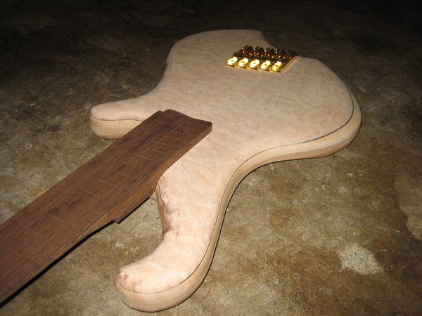 Luthiers amadores pelo mundo Sethhoran19