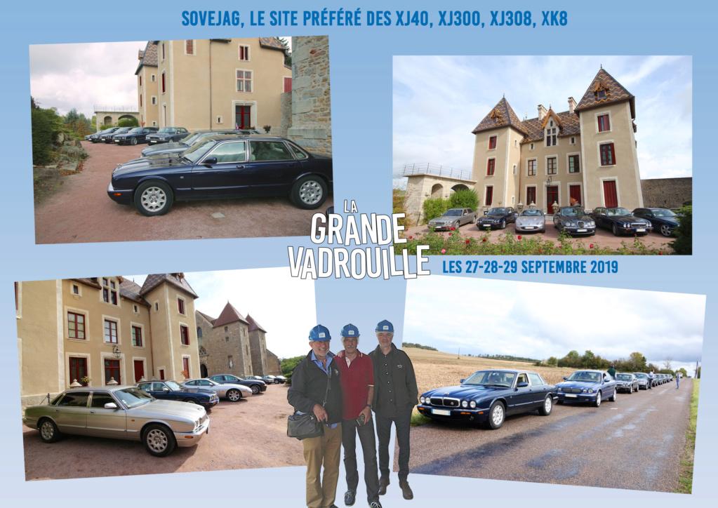 Le Forum des Jaguar XJ40, XJ81, XJ300, XJ308 - Portail Bourgogne30