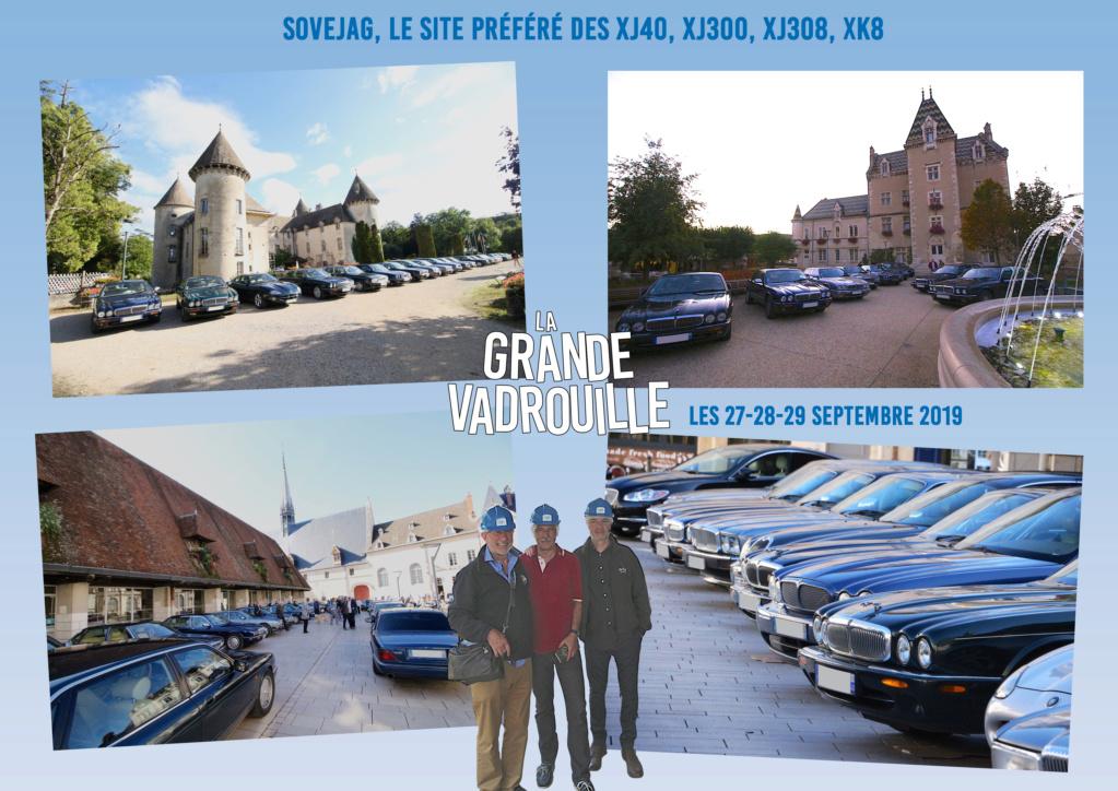 Le Forum des Jaguar XJ40, XJ81, XJ300, XJ308 - Portail Bourgogne40
