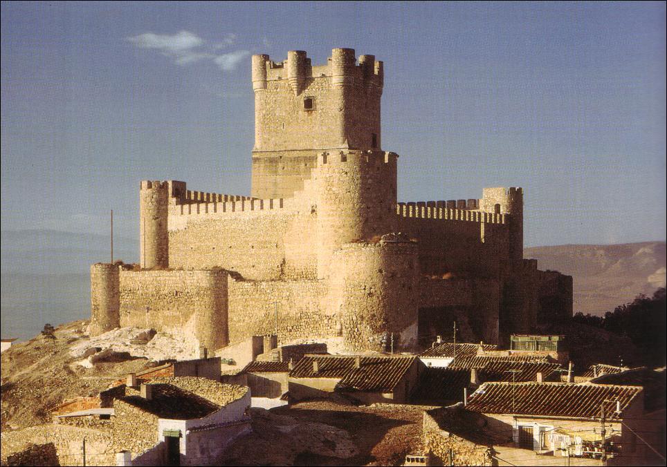 James l y el Reino de Valencia - Página 3 Castillodevillenacastillo02