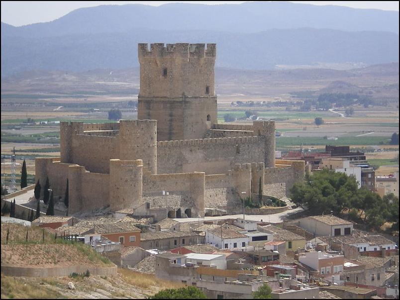 James l y el Reino de Valencia - Página 3 Castillodevillenacastillo03