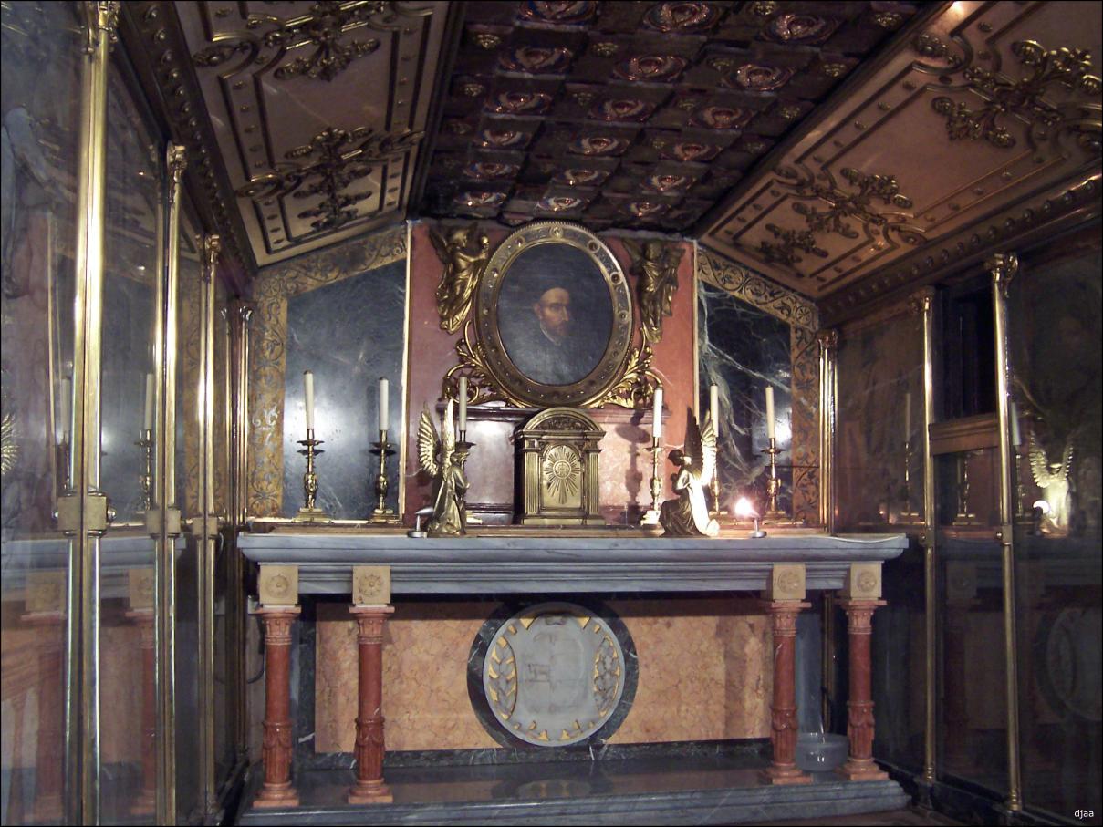 El Caso del origen de los jesuitas Palacioducaldegandiasantacapilla01