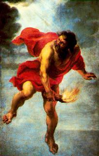 أساطير أغريقية .... Prometheus