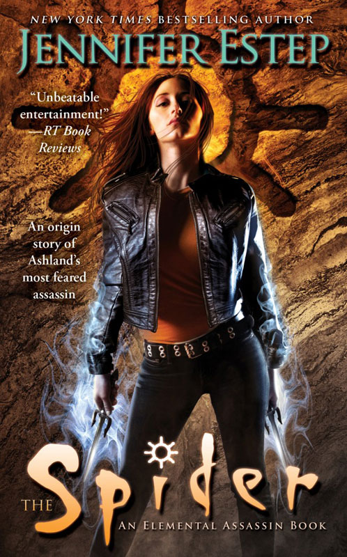 L'Exécutrice (série) - Jennifer Estep - Page 6 The-spider