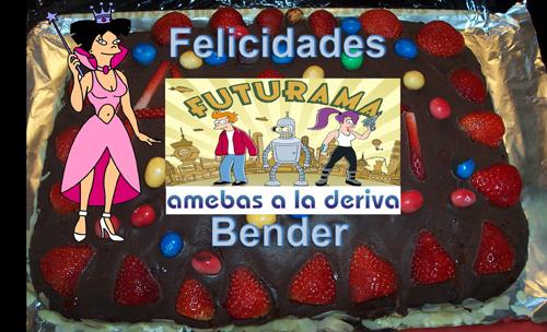 Feliz cumpleaños Josichu Tarta_bender1