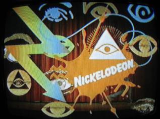 الماسونية  Nickelodeon-satanism