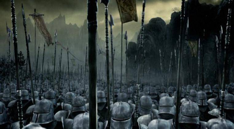 L'Armée des Ombres / Les Archers de Luneora
