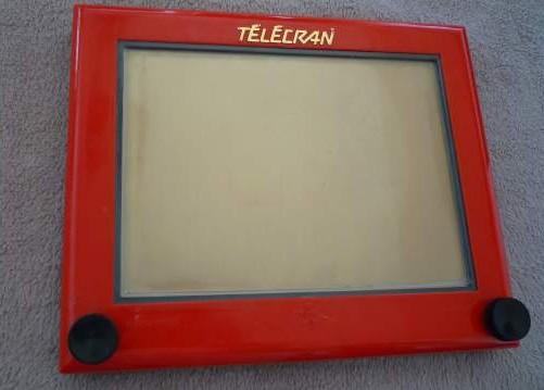 le topik des nostalGEEK  Telecran
