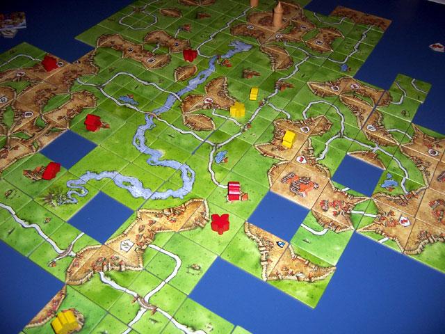 Critiques de jeux de société Carcassonne_2_gd