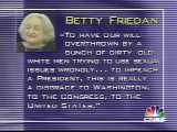 AND NEWSPAPER WORLDWIDE AND NEWSPAPER WORLDWIDE JEWS OWN AND CONTROL THE  TV NETWORK ANDNEWS Gif-usa-cnbc-betty-friedan-on-impeachment-12-15-98