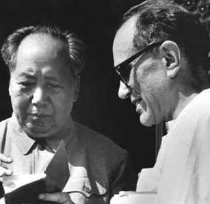 Jewish Faces in Chinese Government Rittenberg-and-Mao