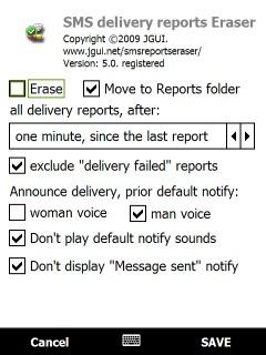 [Logiciel] SMS Reports Eraser Image12