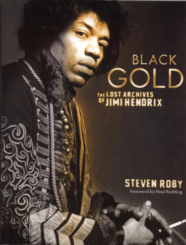 Black Gold - The lost archives of Jimi Hendrix (Steven Roby) [2002] Bg