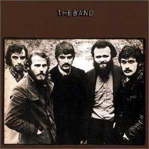 The Band BandBrown