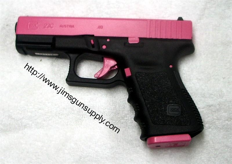 Glock DuraCoat_GLOCK_HOTPINK_030808