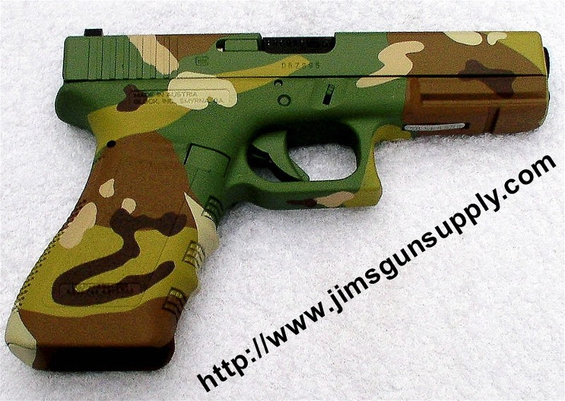 Glock Duracoat_glock_multicolor_100309