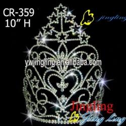 تيجان ملكية  امبراطورية فاخرة Rhinestone-tiaras-crowns