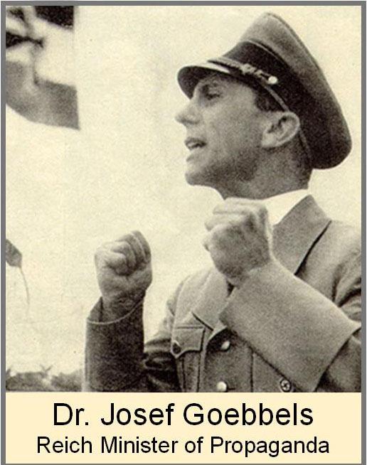 Vision de societe du senateur Lambert pour combattre le fascisme a Ayiti Goebbels
