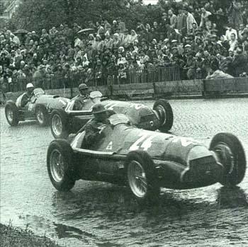 Alfetta 159 - Fangio - Minichamps 1/43 Suiza51fangio