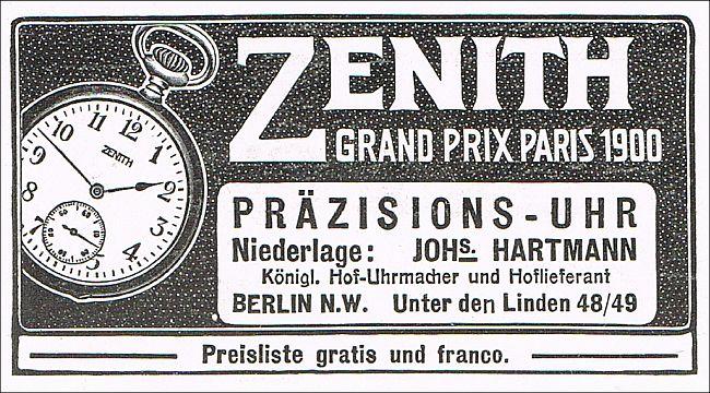 Johannes Hartmann Berlin Nith