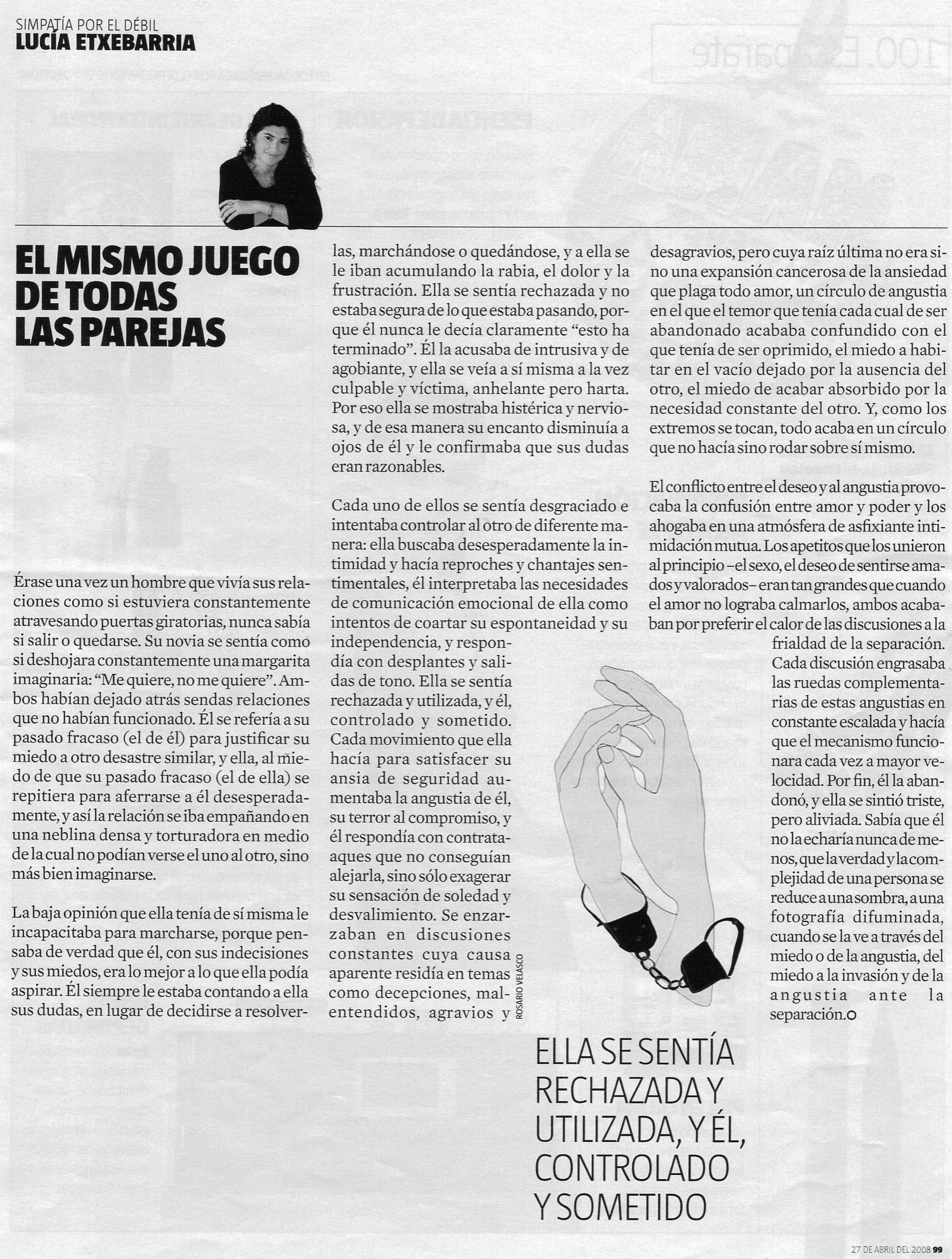 UNA FRASE DE LUCÍA ETXEBARRIA. - Página 3 85_2_art.parejaLuciaEtxebarria